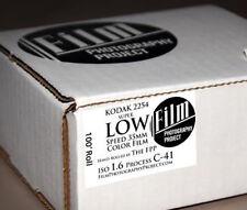 fpp Kodak Low Speed / Low ISO Color 2254 35mm x 30.5m (100 ft)