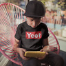 Yeet T-Shirt Funny Meme Slogan Children's Kids Gift Present Birthday Tee Top