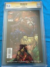 Battle Chasers #2 - Cliffhanger - CGC SS 9.6 NM+ - Signed by Joe Madureira