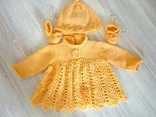 Puppenkleid, Puppenset von Valewood Bears, 3 teilig, 50 cm Puppe, aus Nachlass