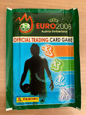 PANINI UNOPENED PACKET TRADING CARDS EURO 2008 POCHETTE TÜTE BUSTINA