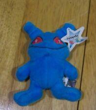 """Neopets BLUE GRUNDO 4"""" Plush Stuffed Animal NEW"""