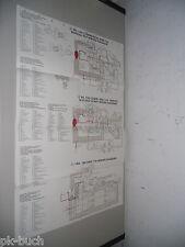 Schaltplan Elektrik 90 100 110 150 155 175 Kippeinrichtung Boot Maritim Schiff