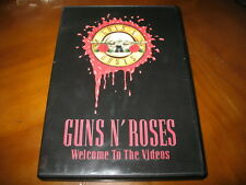 Guns N' Roses / Welcome To The Videos JAPAN DVD A5