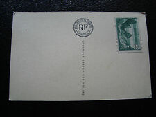 FRANCE - timbre yvert et tellier n° 354 nsg sur carte postale (Z3) stamp french