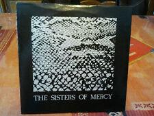 "the sister of mercy""anaconda""single7""or.fr.mr:019.de 1983.rare"