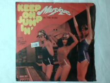 """MUSIQUE Keep on jumpin' / In the bush 7"""" ITALY"""