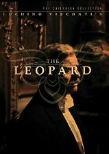 The Leopard (Luchino Visconti, Criterion Coll.) 3-DVD SET ~ BRAND NEW & SEALED
