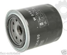 Man Oil Filter W814/80 H100 Gemini Kia Carens Vauxhall Kadett E Rover 200 400