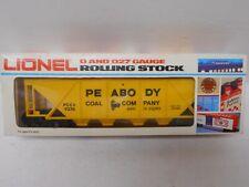 Lionel 6-9276 Peabody Quad Hopper Car O GAUGE