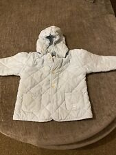 Baby Boys Emile Et Rose Quilted Jacket Age 6M