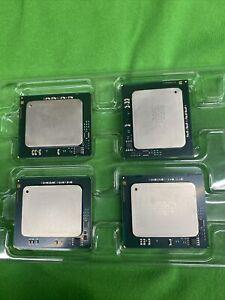 4x Intel Xeon X7542 SLBRM 2.66GHZ Processor FREE SHIPPING