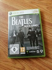 The Beatles Rockband with Postcards Xbox 360