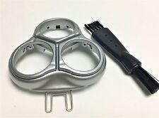 Rasierer Rasierapparat Kopf Rahmen Halter Abdeckung für Philips Norelco hq7830 hq7845 Silber