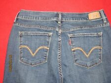 Women's Levis Jean 515 Capri Pants Size 8