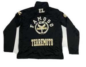 Leo Santa Cruz Mexico Boxing Team Jacket Men's Size Large
