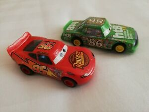 🏁MICRO SCALEXTRIC DISNEY PIXAR CARS IN GOOD WORKING CONDITION🏁