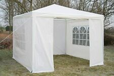 Garden Gazebo with Sides Outdoor Waterproof Beach Party Festival Camping Tent