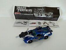 Transformers Figur - DOTM Topspin -vollständig mit Original-Anleitung und Waffen