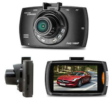 HD 1080p HDMI LCD coche cámara DVR Dash Crash nuevo Cam sensor G Night Vision