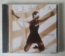 """GLORIA ESTEFAN """"Destiny"""" CD album 1996 1990s pop single"""