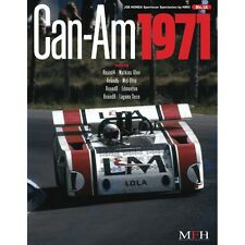 SPORTSCAR SPECTACLES BY HIRO NO.12 : CAN-AM 1971  - LIVRE NEUF