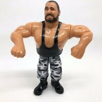 "*Butch Bushwhacker* WWF Hasbro 5"" Wrestling Action Figure WWE Series 2 1991"