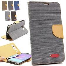 Urcover® Contrast Wallet Cover bowl folding pocket Case Cover