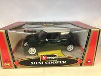 Bburago Gold Collection Mini Cooper. 1:18. Die Cast. 3379