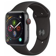 Reloj de Apple serie 5 40mm Gps Celular LTE Aluminio Gris espacial Negro Deporte Banda