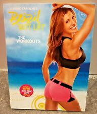 Brazil Butt Lift Motivational Cardio Workouts Buttlift DVD 3 Disc Set