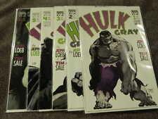 2003 MARVEL Comics HULK GRAY #1-6 Complete Limited Series Set - VF/NM