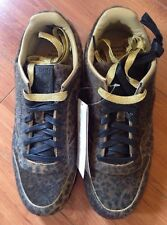 BN Reebok Head Porter Plus CL Vintage Leopard 30th Anniversary Limited Sz 9.5 US