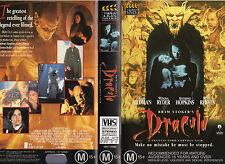 BRAM STOKER's DRACULA - VHS-PAL - NEW - NEVER PLAYED!! - Original Oz release
