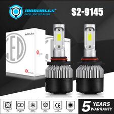 9145 9140 LED Fog Light Bulb Kit for Ford F-150 1999-2018 F-250 2001-2015 6000K