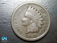 1864 Indian Head Cent Penny  --  MAKE US AN OFFER!  #B4613