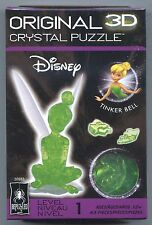 BePuzzled Disney TINKER BELL 3D Crystal Jigsaw Puzzle 43 Pc Tinkerbell