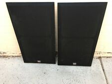 Cerwin Vega Re30 Series Pair Of (2) Grills With Emblems will need recovered