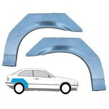 BMW 3 E36 COMPACT REAR WHEEL ARCH REPAIR PANEL SET OF 2 / (Pair)