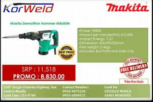 Makita Demolition Hammer M8600M