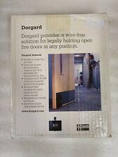 Dorguard Door Retainer Fire Door Hold Open Holder Doorguard Guard Battery