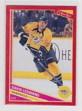 DAVID LEGWAND 2013-14 13-14 O-Pee-Chee OPC Red parallel #266 Wrapper Redemption