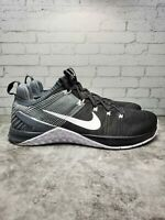 Nike Mens Metcon DSX 2 Black Lace Up Running 924423-010 Training Shoes Size 13