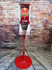 Coca cola Coke vintage gumball nut candy machine game room coke memorabilia gift