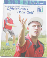 PDGA Rules of Disc Golf - Competition Manual and Rulebook for Frisbee Golf
