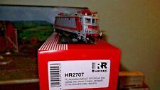 Rivarossi HR2707 E424 350 MDVE grigio/rosso/arancio, finestrini d'origine, FS
