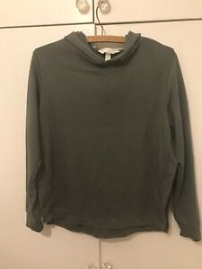 H&M Maternity Nursing Hooded Top Size S