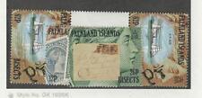 Falkland Islands, Postage Stamp, #541-542, 544 (2ea) Mint NH, 1991 Ship