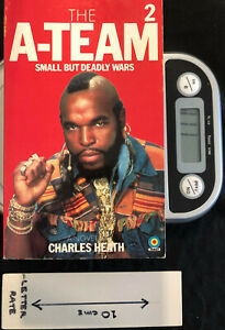 The A-Team #2: Small But Deadly Wars - PB by Charles Heath