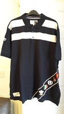 Brand New Cotton Traders 3XL Navy With White Stripes 6 Nations Rugby T-Shirt